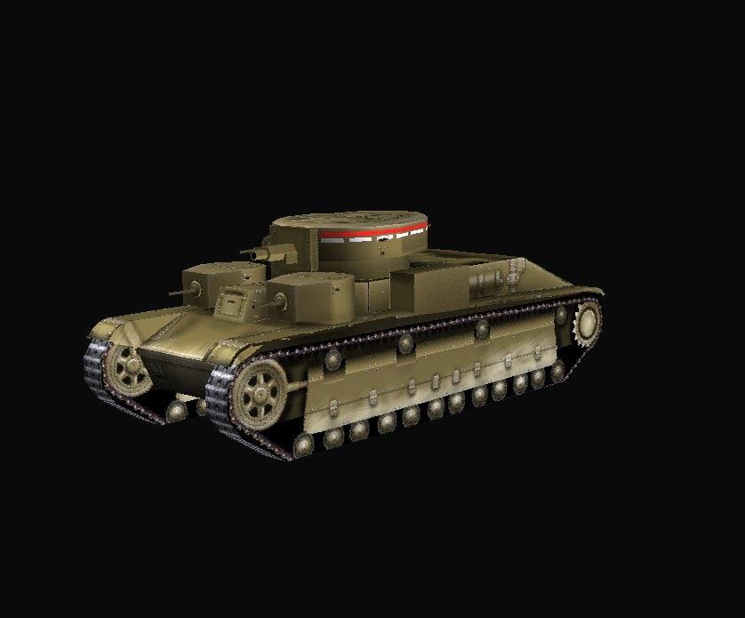 3ds max t-28