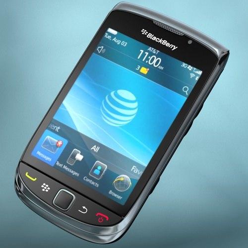 3d blackberry torch 9800