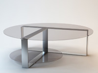 Minotti - Bresson coffee table