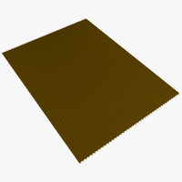 3dsmax carpet floor rug