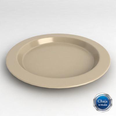 3ds max dish