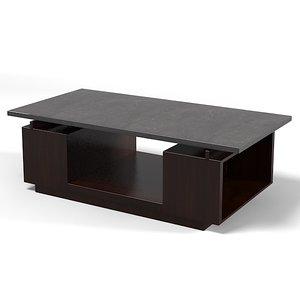 henredon modern contemporary 3d 3ds