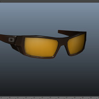 3d model of gascan oakleys