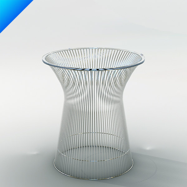 table design 3d model