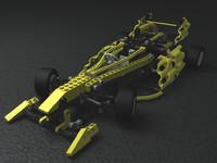 3d lego indy storm model