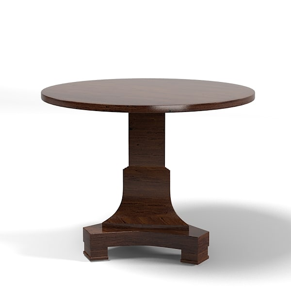 coffee lamp table 3ds