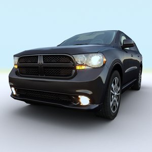 3ds 2011 dodge durango