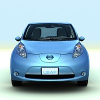 2011 nissan leaf 3d 3ds
