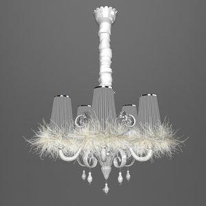 maya carlesso blanche chandelier