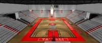 Basketball Stadium C4D