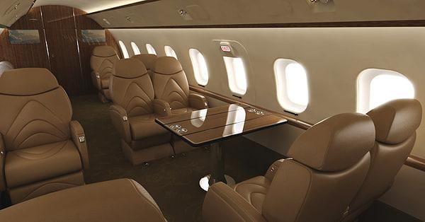 commercial seats 3d model