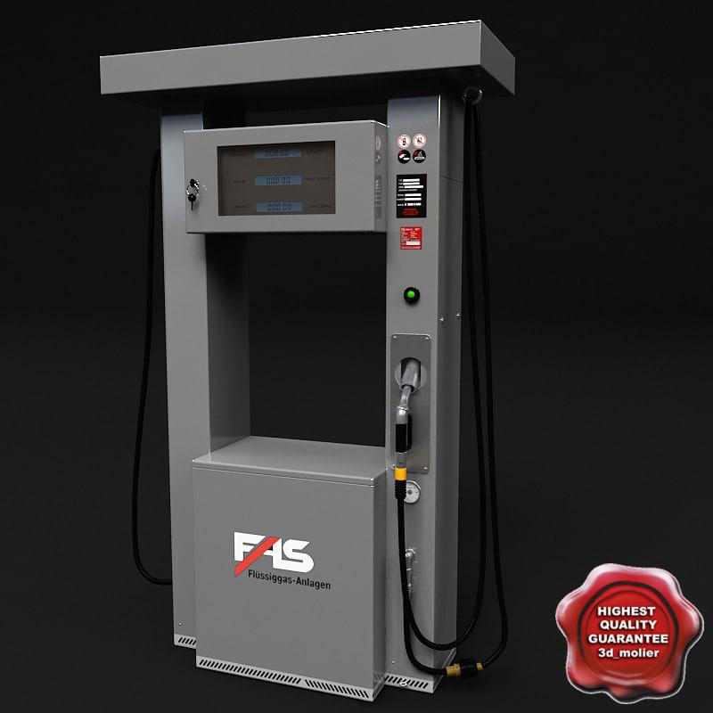 gas pump fas-220 xsi