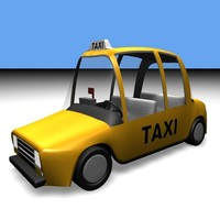 taxi toy 3ds