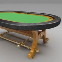 Poker Table 4