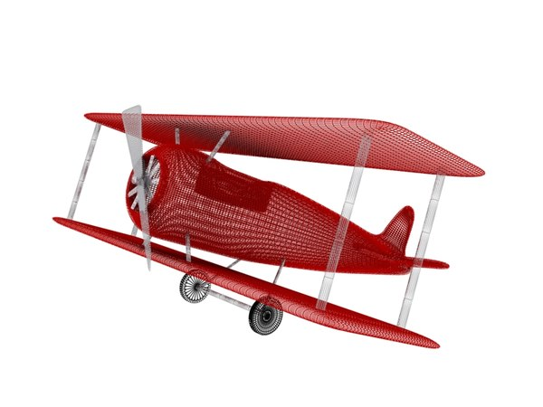 3ds max airplane plane