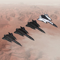 SR-71/A-12 Collection