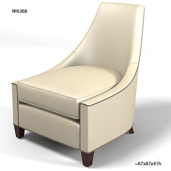 Baker thomas pheasant 3ds - Deco lounge eetkamer modern ...
