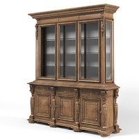classic traditional buffet sideboard cupboard showcase cabinet dining