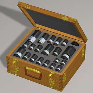 3ds max telescope equipment box 1