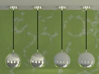 LightEye ceiling lamp