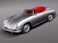 Porsche 356A Speedster 1955