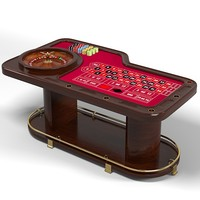 Roulette Table Gambling