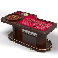 Roulette Table Gambling