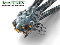 3d model matrix sentinel