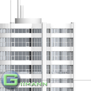3d skyscraper sky scraper