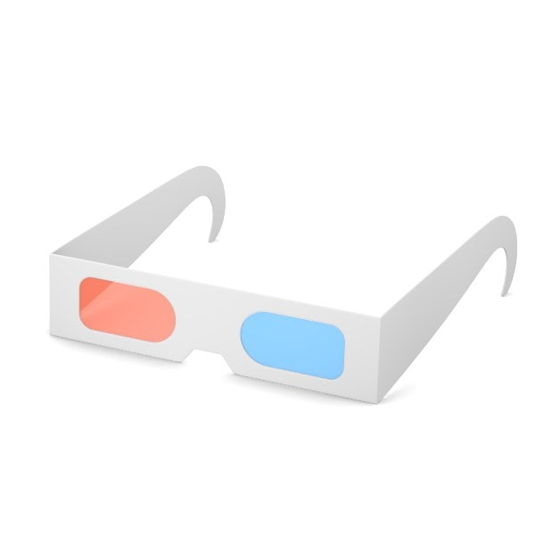 3ds max glasses stereo stereoscopic