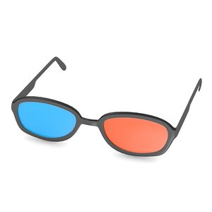 3d glasses stereo stereoscopic