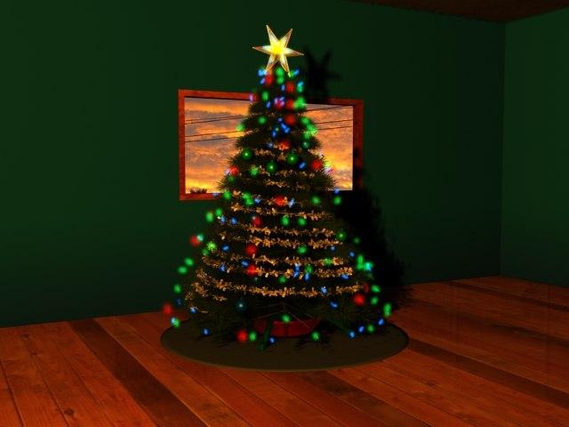 christmas tree max free