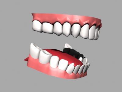 jaws 3d model