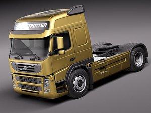 fm 12 2011 truck 3d model