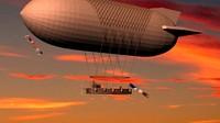 stolen airship max