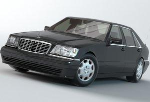 3d model s600 w140