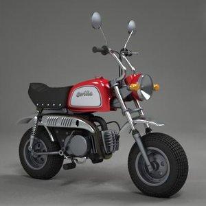 3d skyteam gorilla bike model