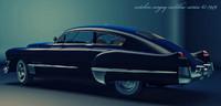 3d 1949 cadillac series