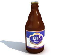 maya beer bottle