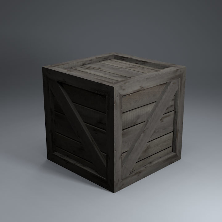crate 3ds