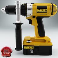 drill dewalt dc987 max