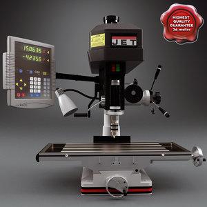 maya drill press