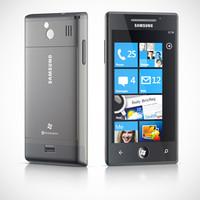 Samsung Omnia 7 - GTi8700 Smart phone