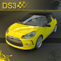 citroen ds3 city car max