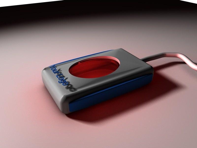 3ds max biometric reader