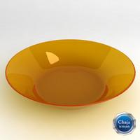 3d model bowl
