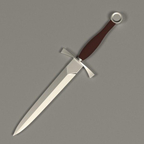 dagger 3d 3ds