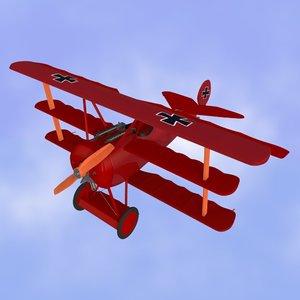 airplane aircraft 3d 3ds