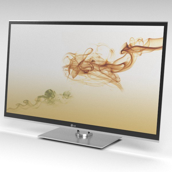 lg oled television 3d 3ds
