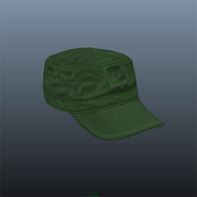 maya military hat